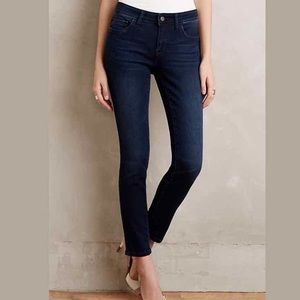 Anthropologie Pilcro Stet Ankle Skinny Jeans